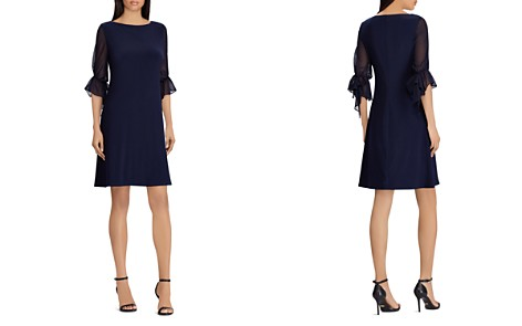 Lauren Ralph Lauren Poet-Sleeve Jersey Dress - Bloomingdale's_2