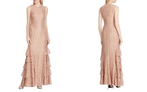Lauren Ralph Lauren Tiered Lace Gown - Bloomingdale's_2