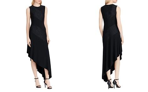 Lauren Ralph Lauren Lace-Inset Jersey Dress - Bloomingdale's_2