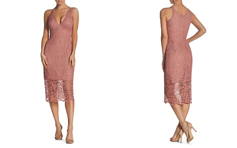 Dress the Population Leilani Lace Dress - Bloomingdale's_2