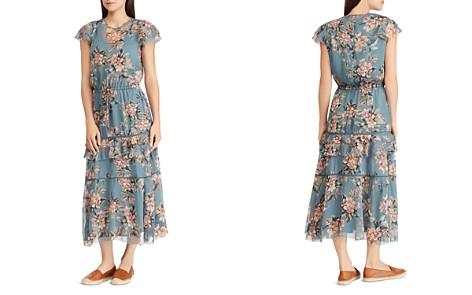 Lauren Ralph Lauren Floral-Print Ruffle Dress - Bloomingdale's_2