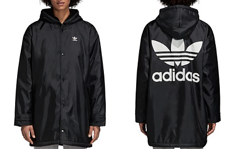 adidas Originals Adicolor Hooded Jacket - Bloomingdale's_2