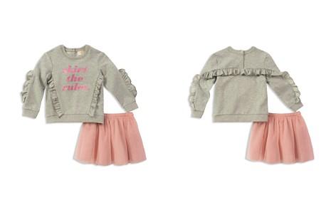 kate spade new york Girls' Skirt the Rules Sweatshirt & Tulle Skirt Set - Baby - Bloomingdale's_2