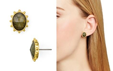 kate spade new york Faceted Oval Stud Earrings - Bloomingdale's_2