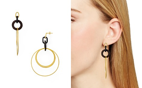Chan Luu Multi-Loop Horn Drop Earrings - Bloomingdale's_2