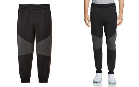 ISAORA Neoprene Color-Block Panel Jogger Pants - Bloomingdale's_2