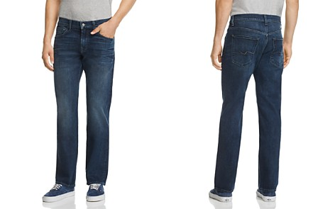 7 For All Mankind Austyn Relaxed Fit Jeans in Untouchable - Bloomingdale's_2