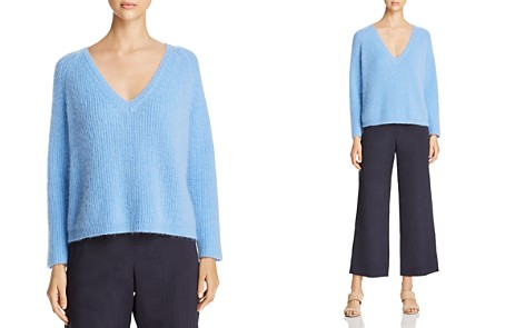 Weekend Max Mara Pugnale Chunky Knit V-Neck Sweater - 100% Exclusive - Bloomingdale's_2