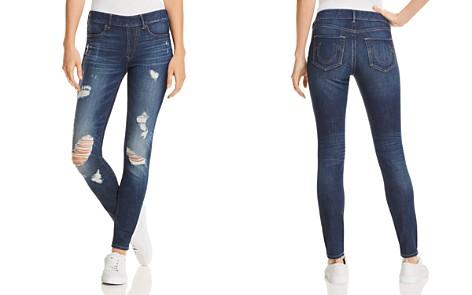 True Religion Jennie Runway Legging Jeans in Cloudy Sea - Bloomingdale's_2