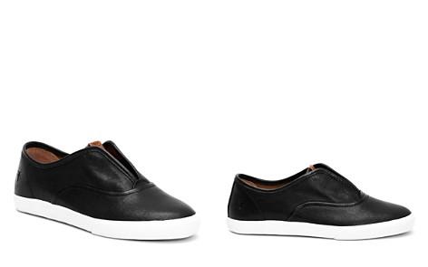 Frye Women's Women's Maya Leather Slip-On Sneakers - Bloomingdale's_2