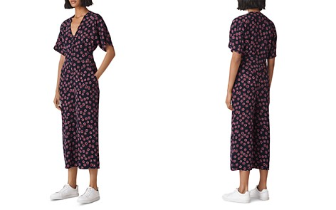 Whistles Lenno-Print Jumpsuit - Bloomingdale's_2