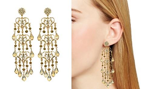 Badgley Mischka Chandelier Earrings - Bloomingdale's_2
