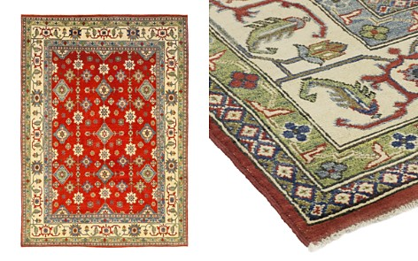 """Solo Rugs Kazak Agri Hand-Knotted Area Rug, 8'0"""" x 10'6"""" - Bloomingdale's_2"""