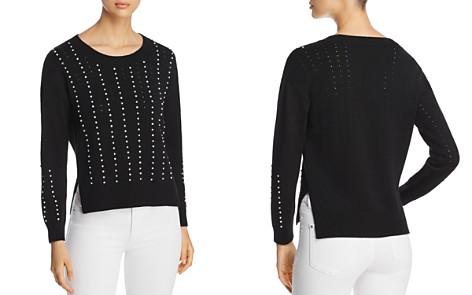 Kobi Halperin Raye Embellished Pointelle Sweater - Bloomingdale's_2