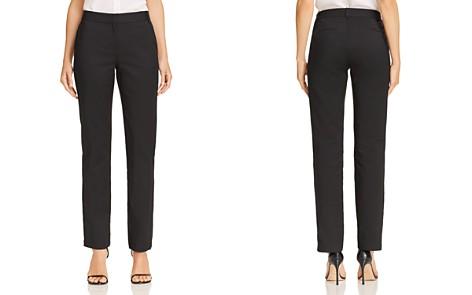 AQUA Straight-Leg Pants - 100% Exclusive - Bloomingdale's_2