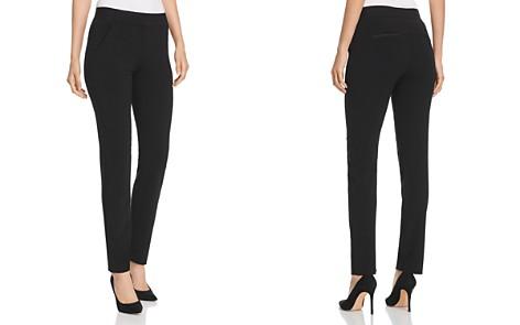 Emporio Armani Slim-Leg Pants - Bloomingdale's_2