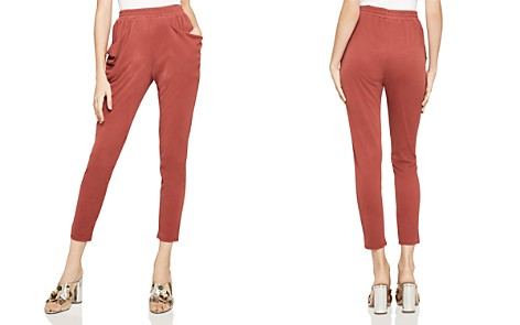 BCBGeneration Rib-Knit Tapered Pants - Bloomingdale's_2