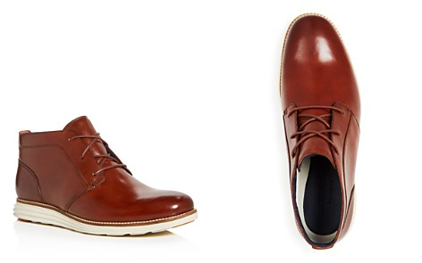 Cole Haan Men's Original Grand Leather Chukka Boots - Bloomingdale's_2