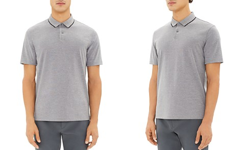 Theory Standard Tipped Regular Fit Polo Shirt - Bloomingdale's_2