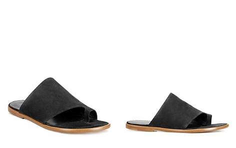 Vince Women's Edris Suede Slide Sandals - Bloomingdale's_2
