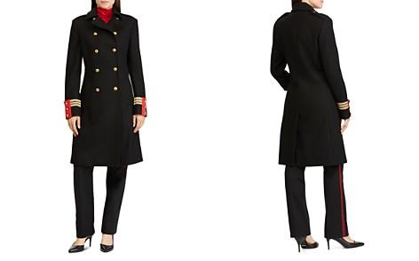 Lauren Ralph Lauren Long Military Jacket - Bloomingdale's_2