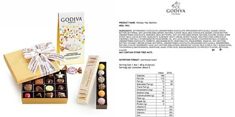 Godiva® Birthday Celebration Gift Set - Bloomingdale's_2