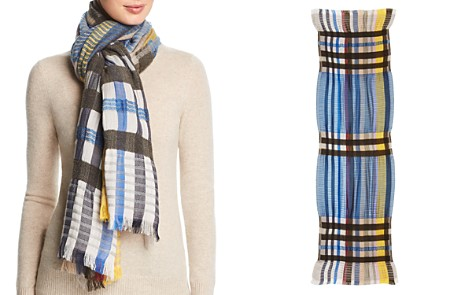 Echo All The Stripes Wrap - Bloomingdale's_2