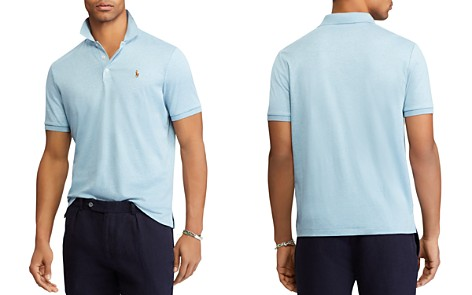 Polo Ralph Lauren Soft-Touch Classic Fit Polo Shirt - Bloomingdale's_2