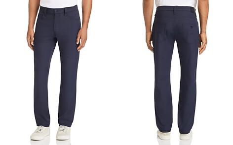 Emporio Armani Tech Regular Fit Pants - Bloomingdale's_2