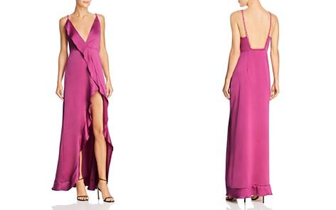 For Love & Lemons Isabella Ruffled Maxi Dress - Bloomingdale's_2
