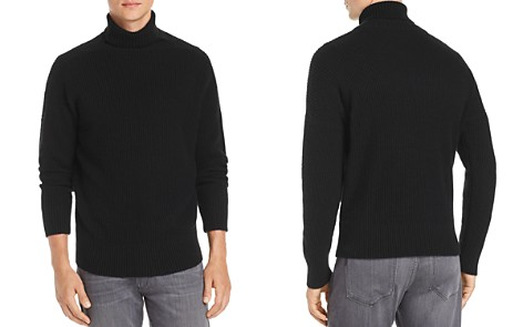 The Kooples Wool & Cashmere Turtleneck - Bloomingdale's_2