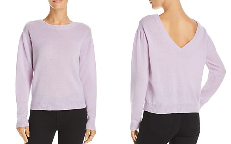 Rebecca Minkoff Tara Puff-Sleeve Cashmere Sweater - Bloomingdale's_2