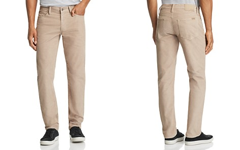 Joe's Jeans Brixton Straight Slim Fit Corduroy Pants - 100% Exclusive - Bloomingdale's_2