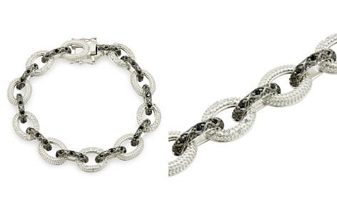 Freida Rothman Industrial Pave Link Bracelet - Bloomingdale's_2