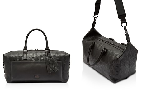 Ted Baker Payz Embossed Leather Holdall - Bloomingdale's_2