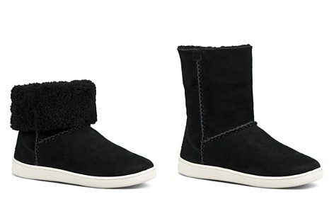 UGG® Women's Mika Classic Suede Slip On Sneakers - Bloomingdale's_2