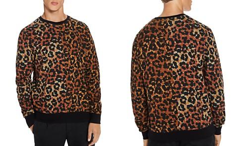 Scotch & Soda Leopard-Print Sweatshirt - Bloomingdale's_2