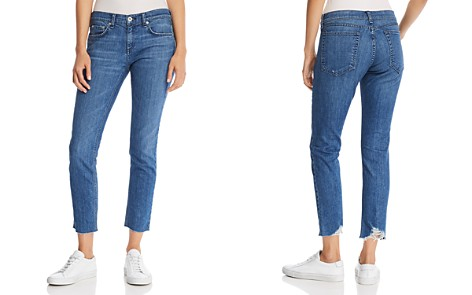 rag & bone/JEAN Dre Raw-Edge Slim Boyfriend Jeans in Lovie - Bloomingdale's_2