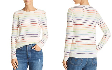 Madeleine Thompson Striped Cashmere Sweater - 100% Exclusive - Bloomingdale's_2