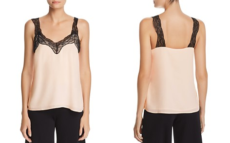 WAYF Lace-Strap Camisole - 100% Exclusive - Bloomingdale's_2