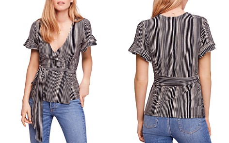 Free People Wrapped Around My Finger Top - Bloomingdale's_2