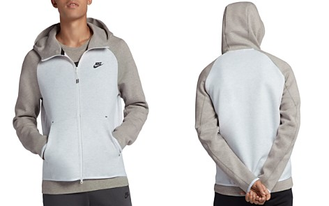 Nike Tech Fleece Color-Block Hoodie - Bloomingdale's_2