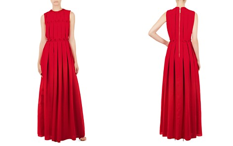 Ted Baker Saffrom Origami Pleated Gown - Bloomingdale's_2