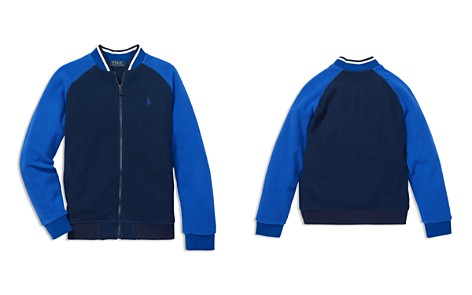 Polo Ralph Lauren Boys' Fleece Jacket - Big Kid - Bloomingdale's_2