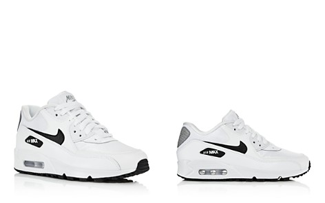 Nike Women's Air Max 90 Leather Lace Up Sneakers - Bloomingdale's_2