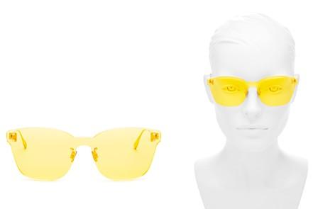 Dior Women's Colorquake Square Shield Sunglasses, 99mm - Bloomingdale's_2