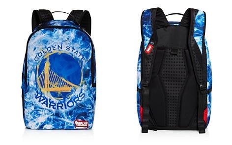 Sprayground NBA Lab Golden State Smoke Backpack - Bloomingdale's_2