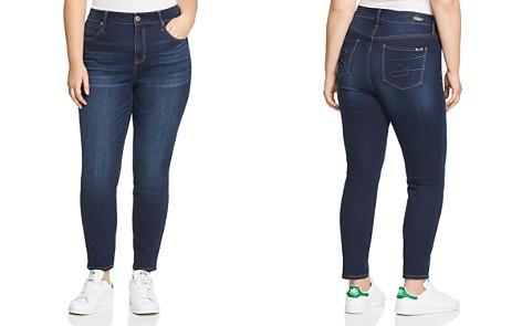 Seven7 Jeans Plus Skinny Jeans in Pride Wash - Bloomingdale's_2