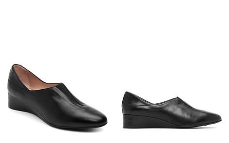 Taryn Rose Women's Carmela Leather Flats - Bloomingdale's_2