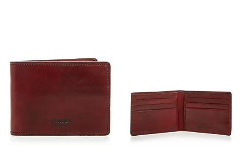 Shinola Slim Leather Bi-Fold Wallet - Bloomingdale's_2